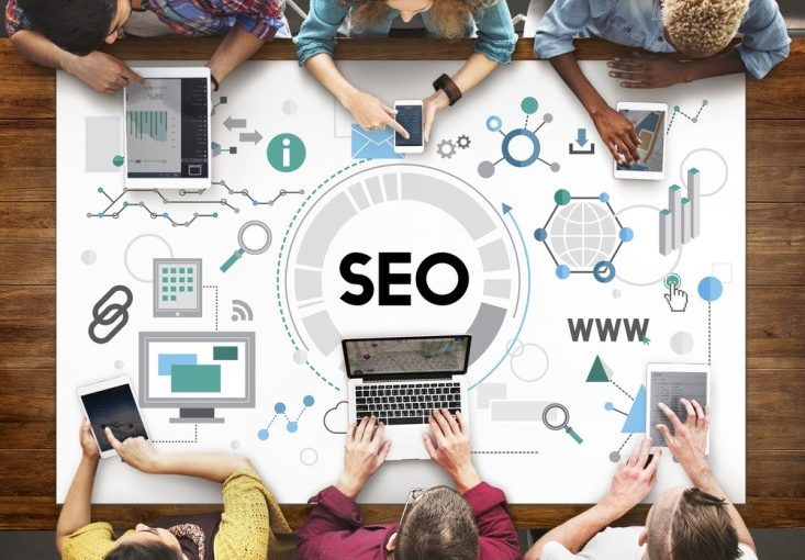 SEO, publicidad y marketing